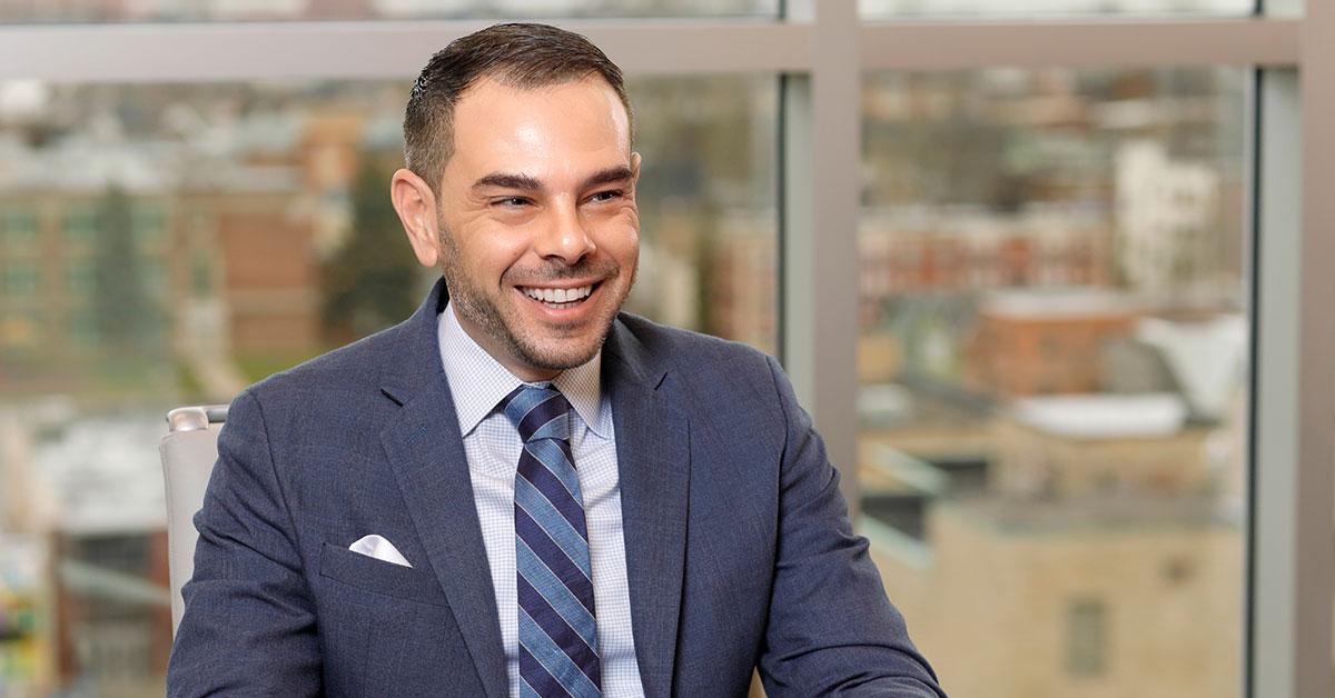 Pete Petrella Joins Board of Invest Buffalo Niagara