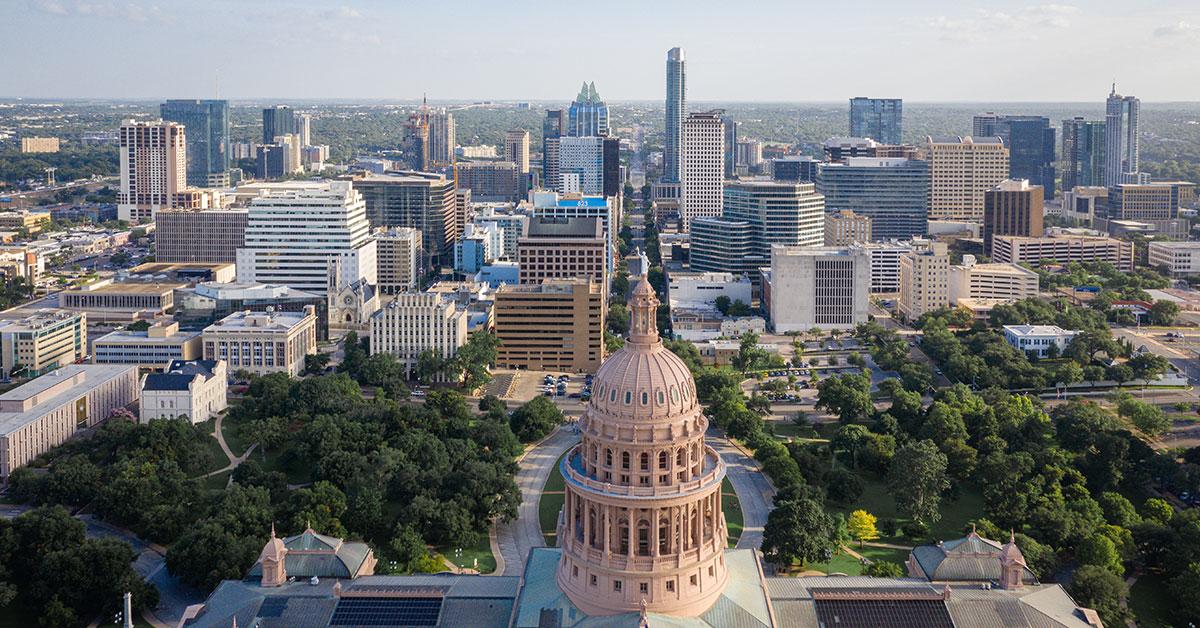 Austin Metropolitan Area Thumbnail